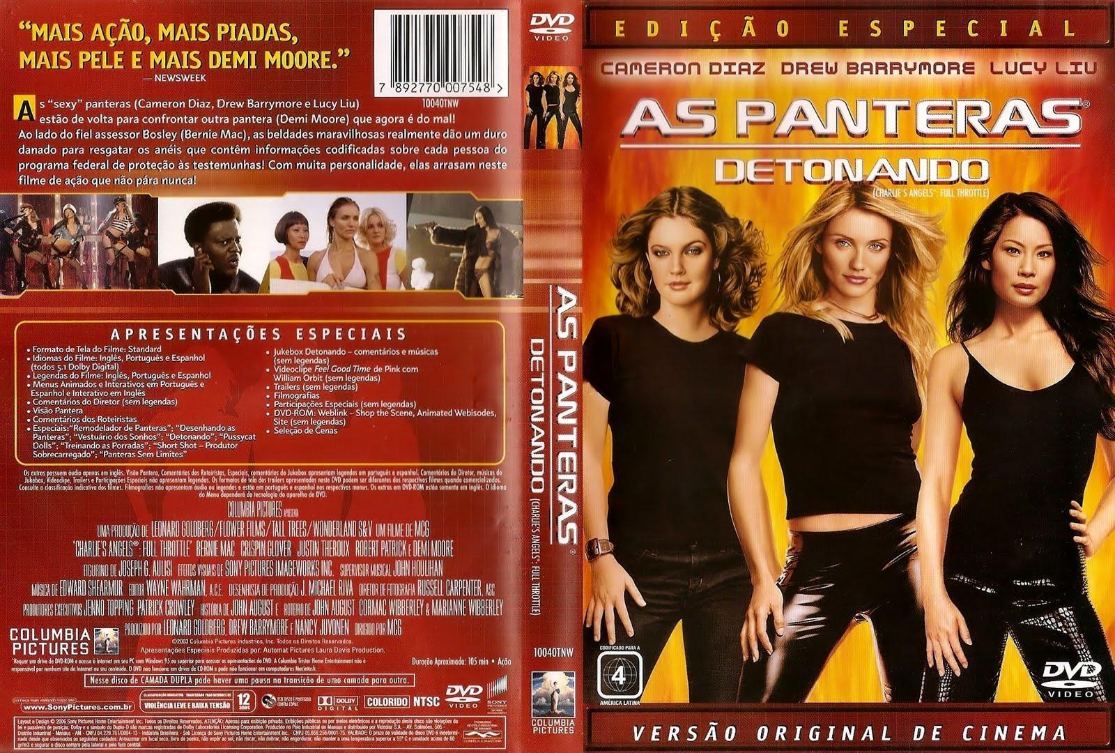 as panteras filme completo