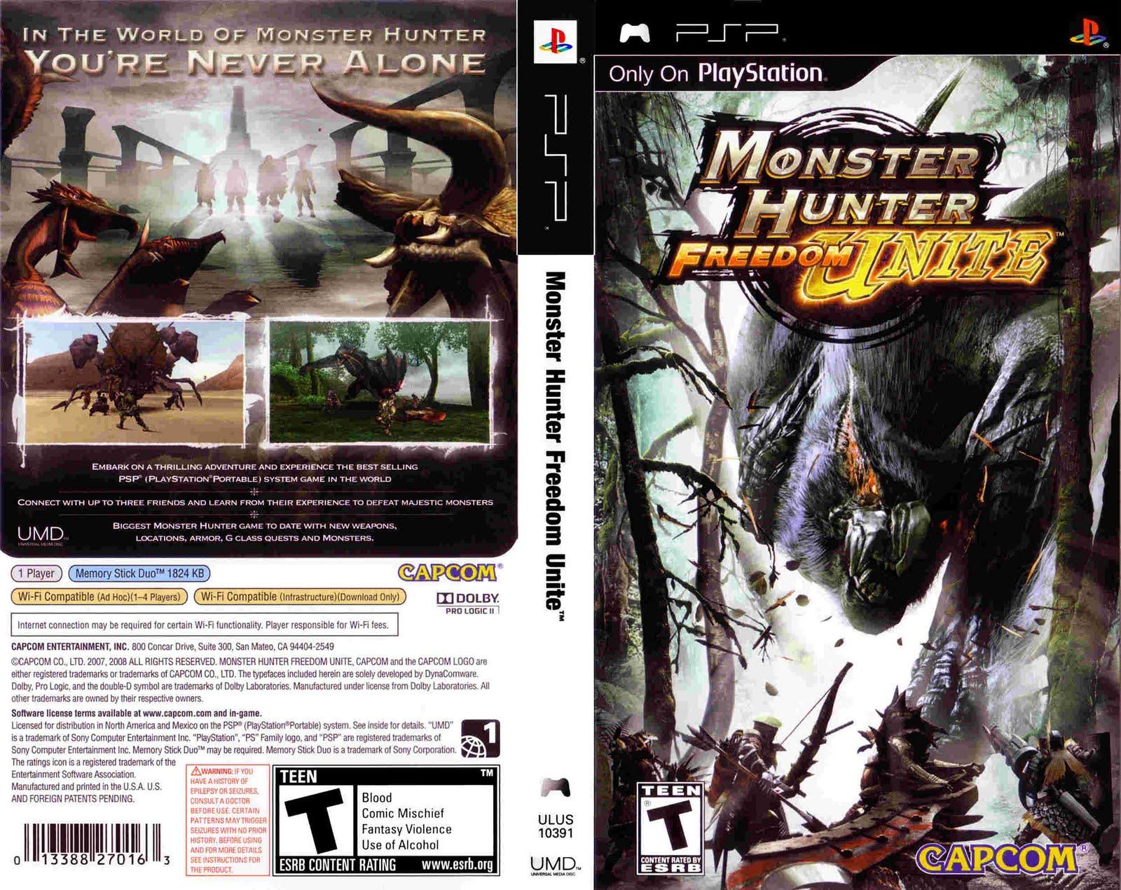 Monster hunter tri torrent