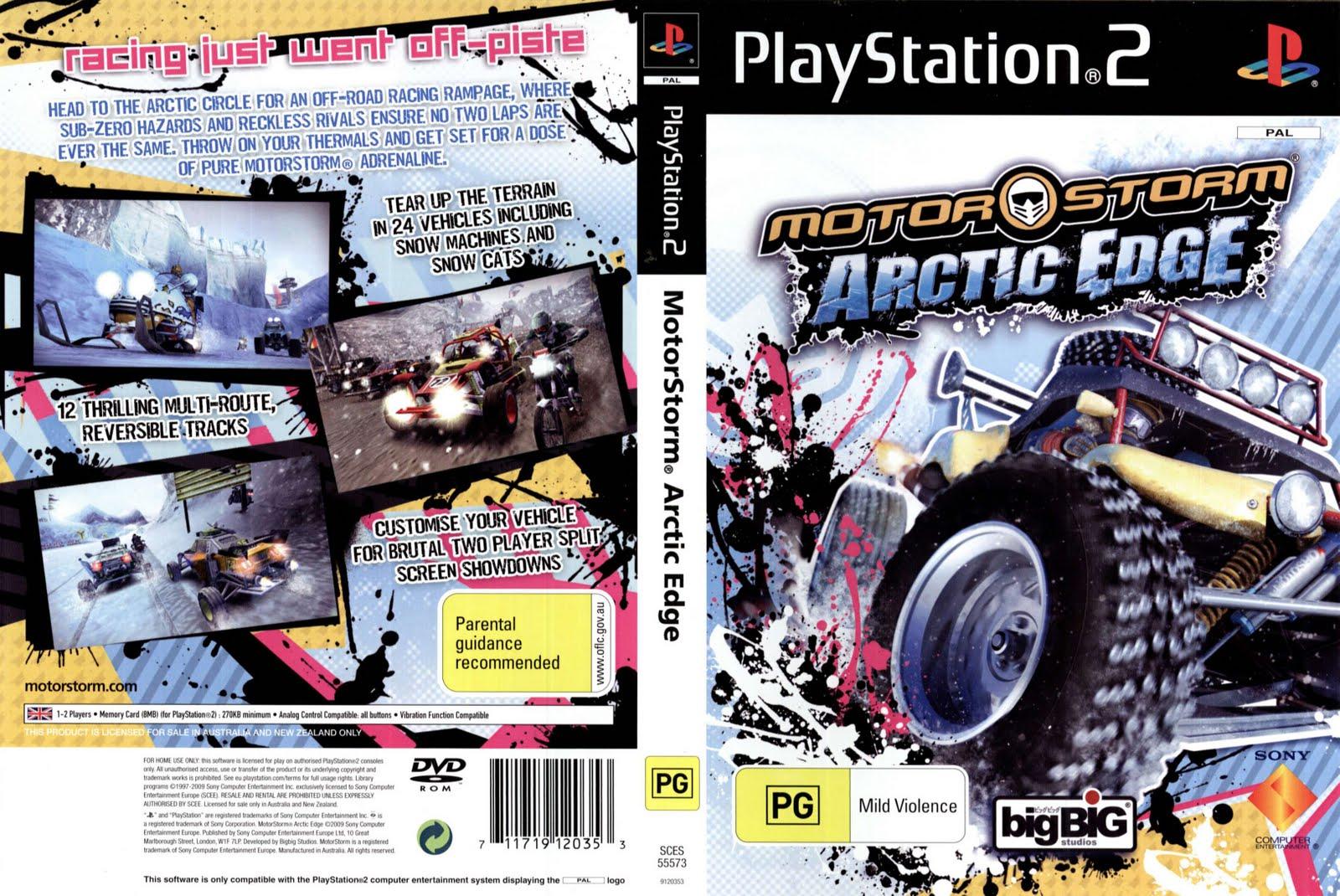 Motor Storm Arctic Edge