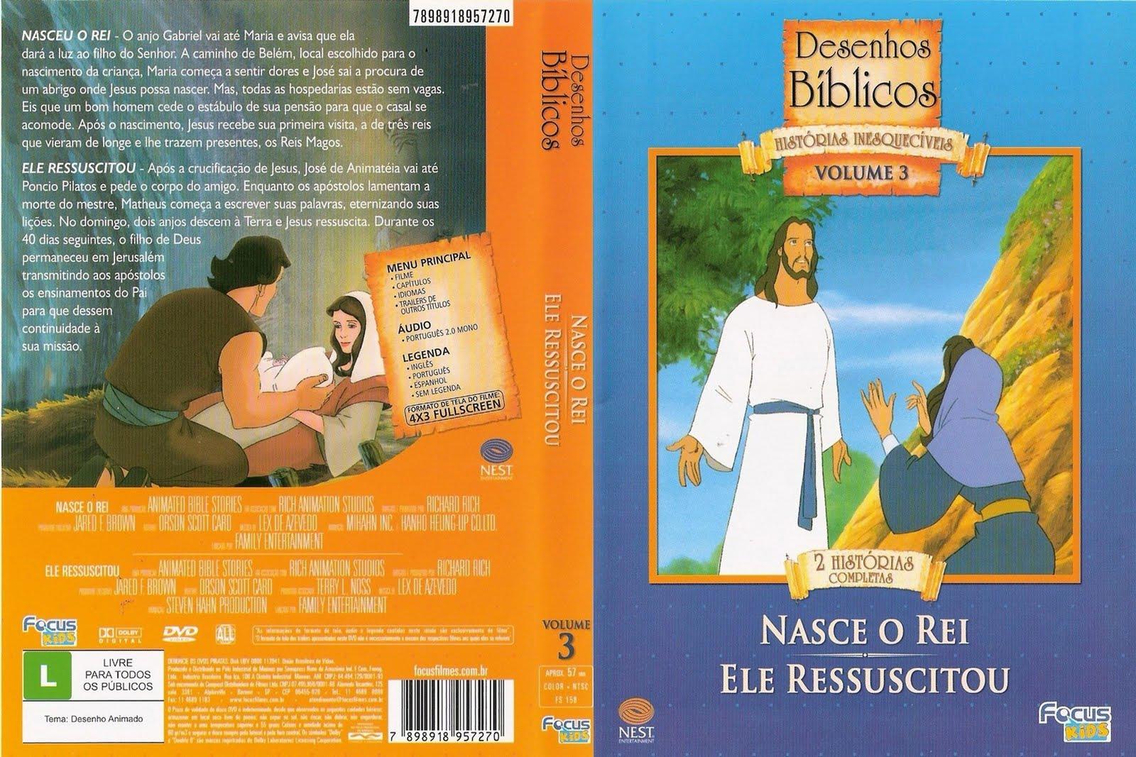 Desenhos Biblicos  Ele Ressuscitou