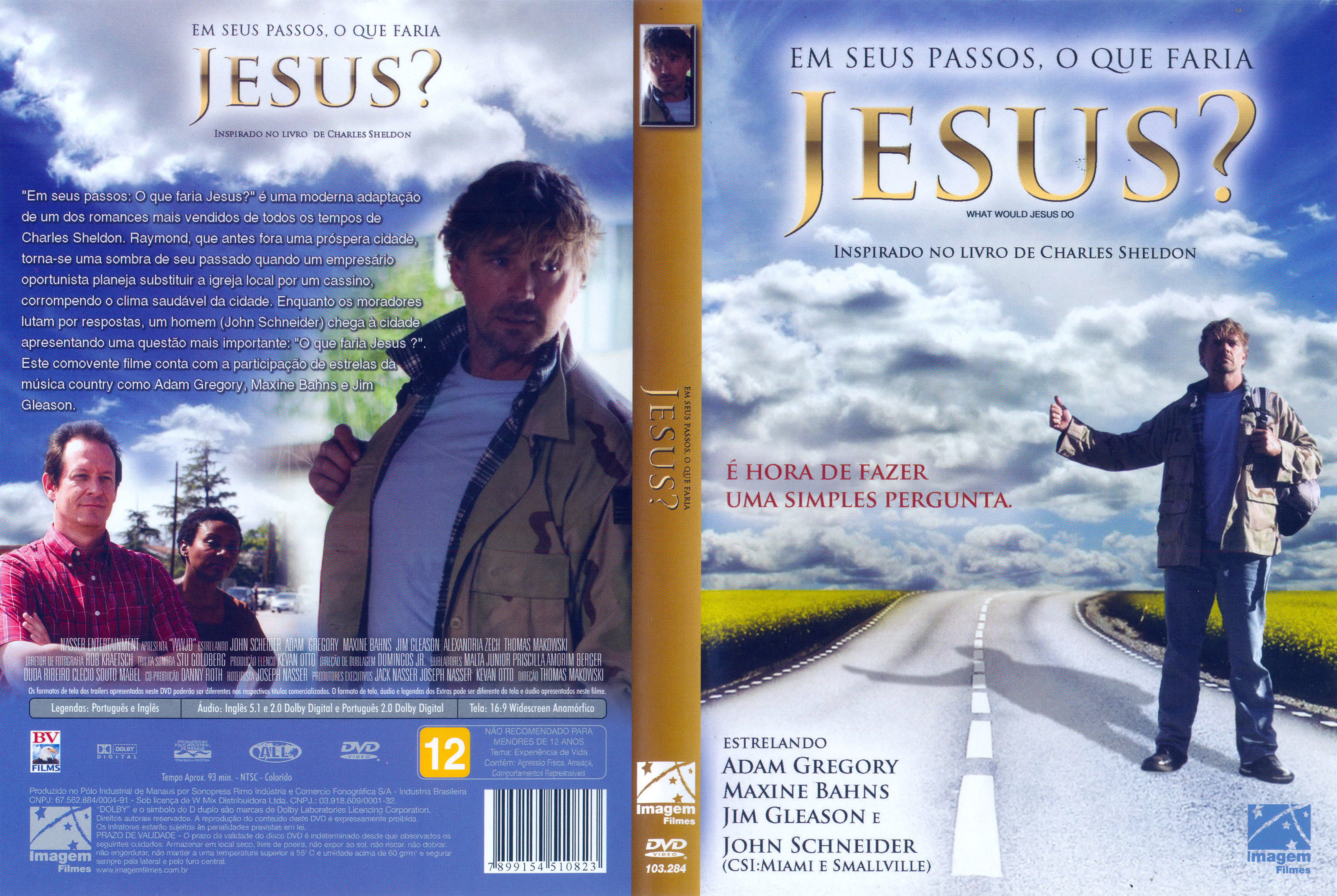 Resultado de imagem para Em Seus Passos, O Que Faria Jesus? capa