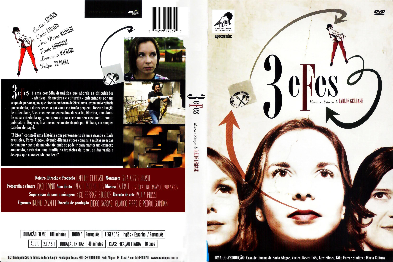 Resultado de imagem para 3 efes (2007)