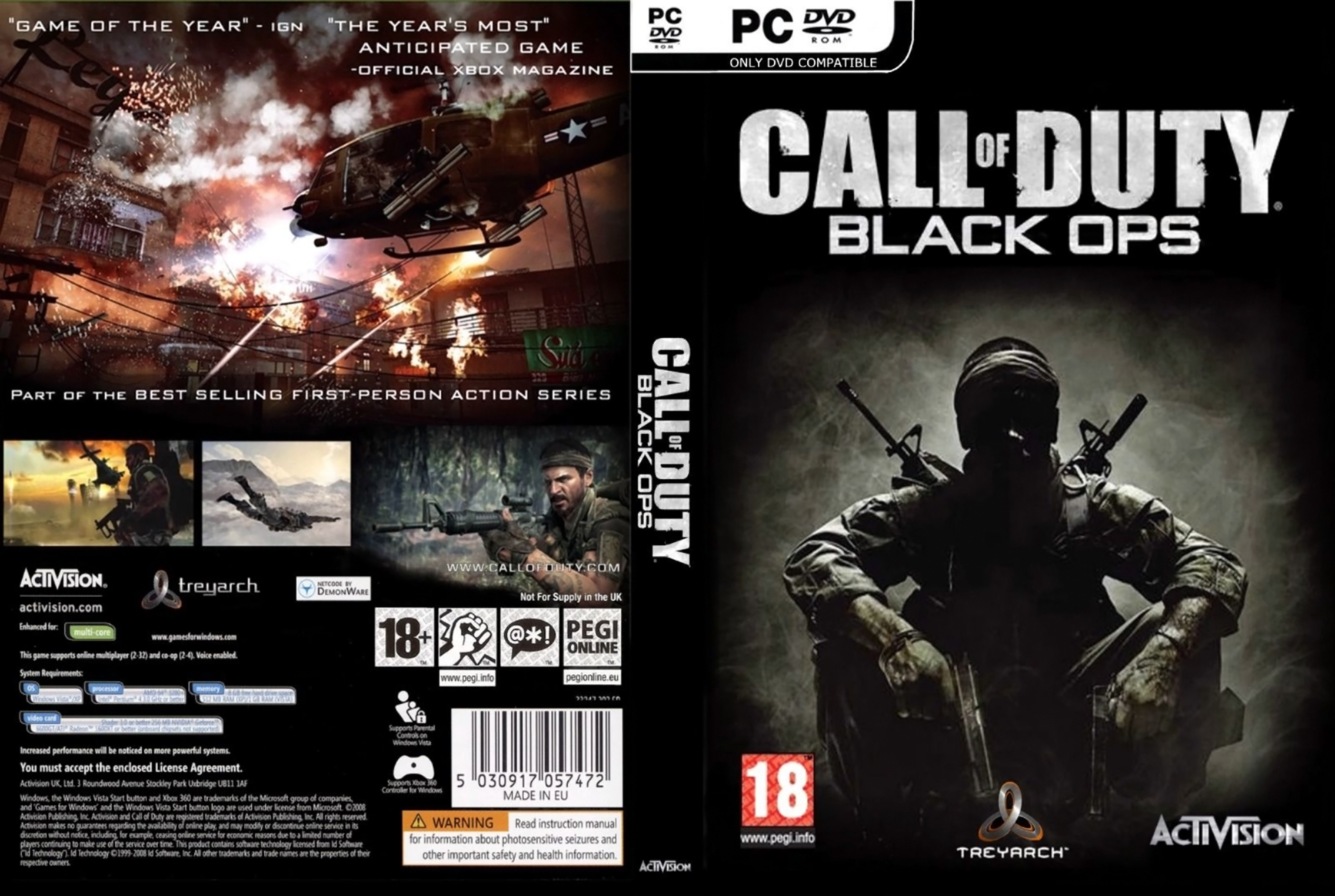 Call Of Duty Black Ops 4 PC Game Download For Free Full ...