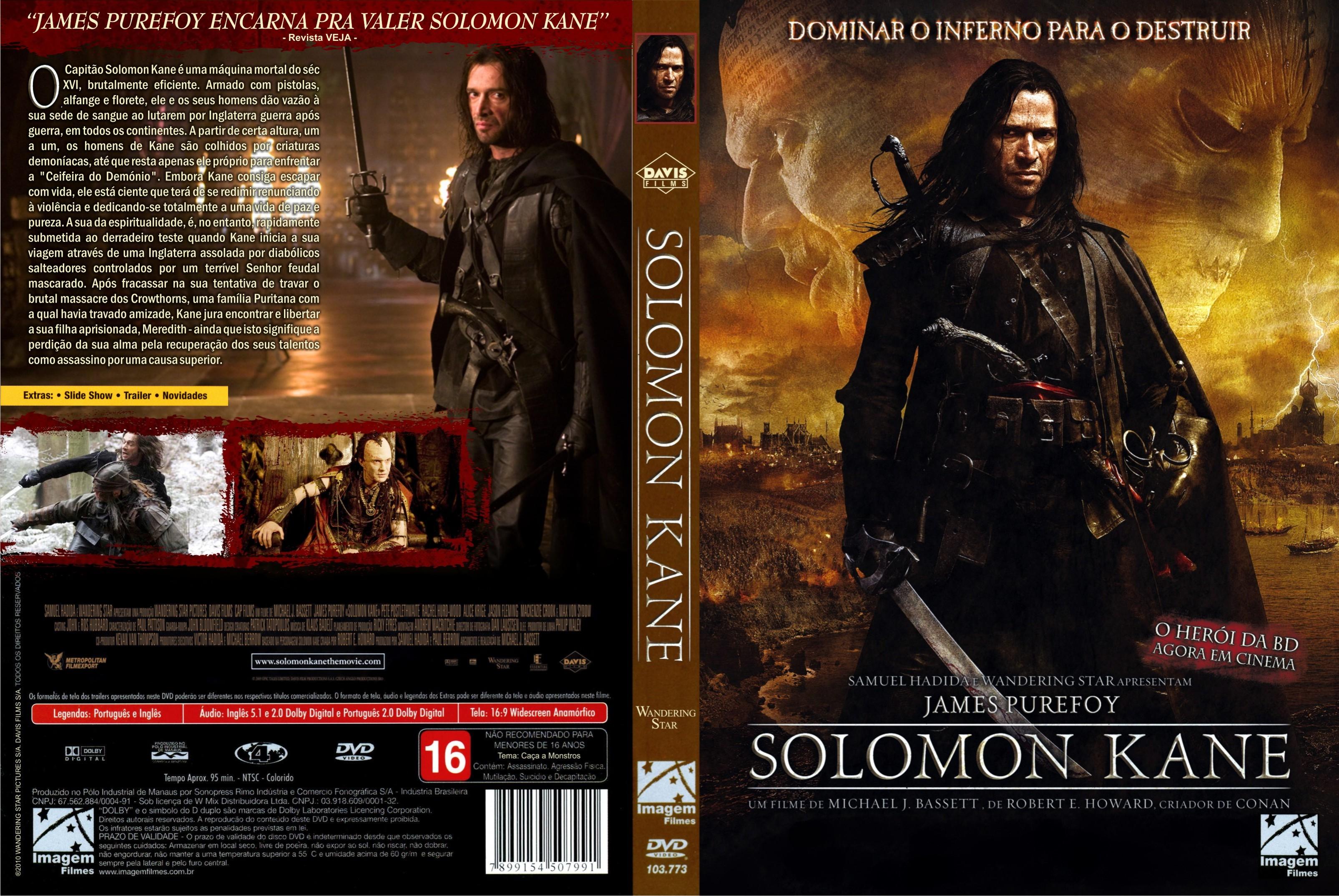 Movie Review: Solomon Kane (2010) | Mehta Kya Kehta?