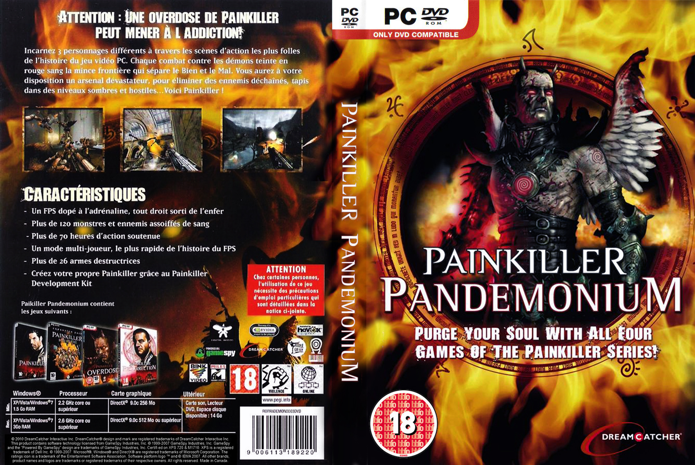 Painkiller: revenge of belial (2014) pc